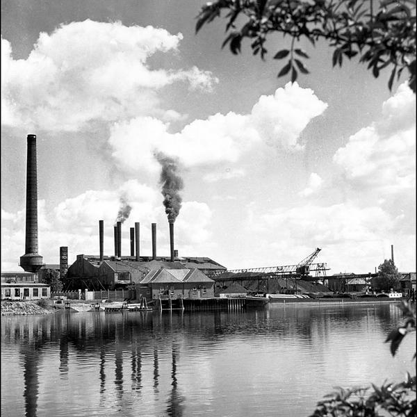 Kraftwerk Bremen-Hastedt 1908