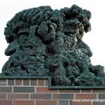 Silvesterdenkmal am Weserwehr