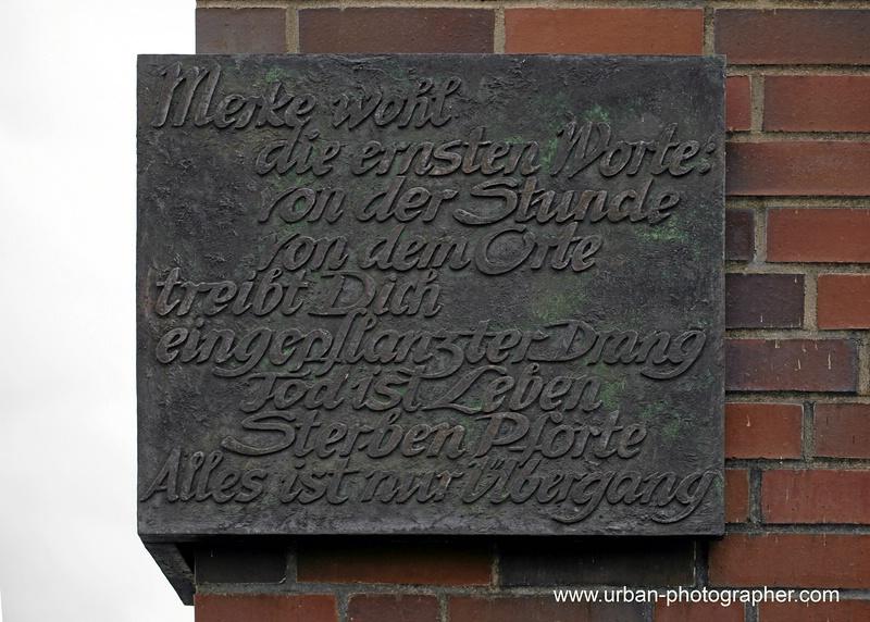Übergang am Weserwehr Bremen 7