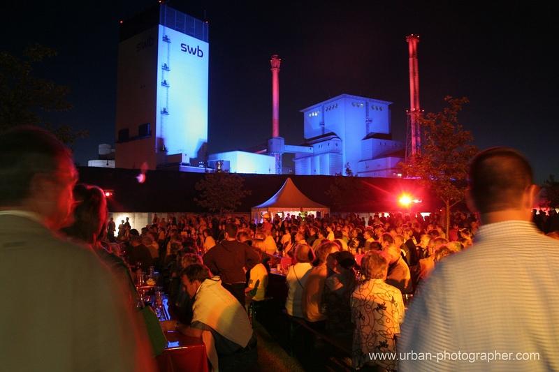Kraftwerk Bremen-Hastedt - 100 Jahresfeier