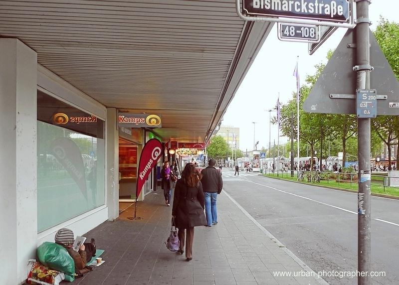 Leben auf der Straße 5