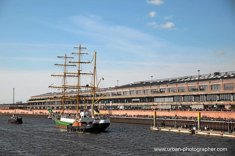 Die 'Alexander von Humboldt' kehrt heim 1