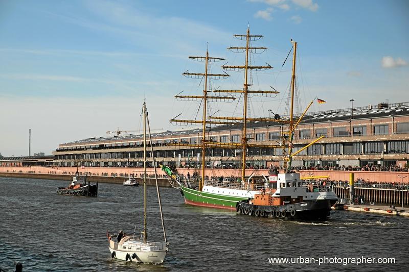 Die 'Alexander von Humboldt' kehrt heim 2