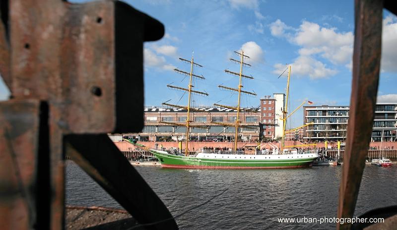 Die 'Alexander von Humboldt' kehrt heim 7