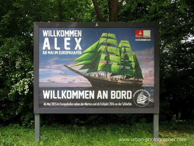 Alexander von Humboldt - Plakat