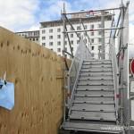 Erlebnisbaustelle 'Bremer Bahnhofsplatz' – Teil 1