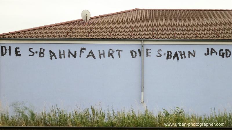 Der Stolz der anonymen Graffitisprayer