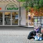 Vergessen – Obdachlose und andere !?