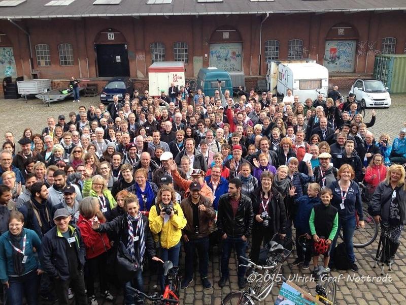 Gruppenfoto Fotomarathon Bremen 2015