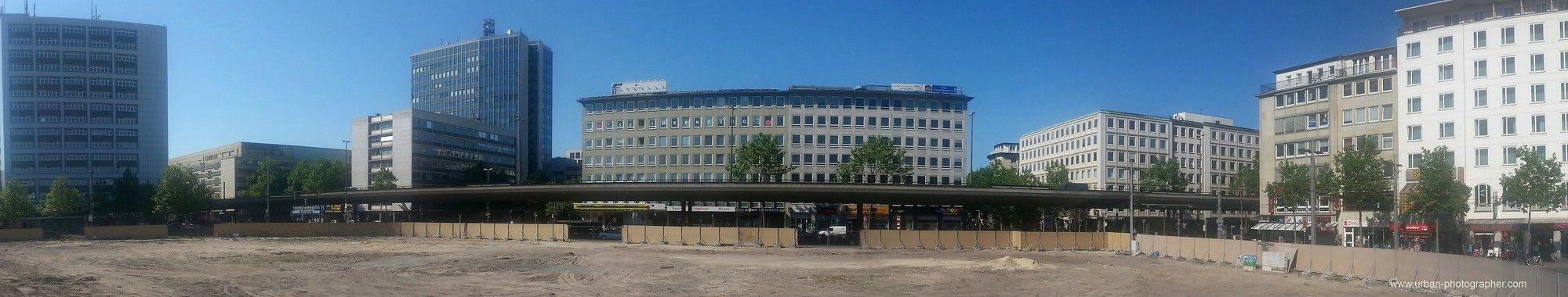 Baustelle Bahnhofsplatz 4