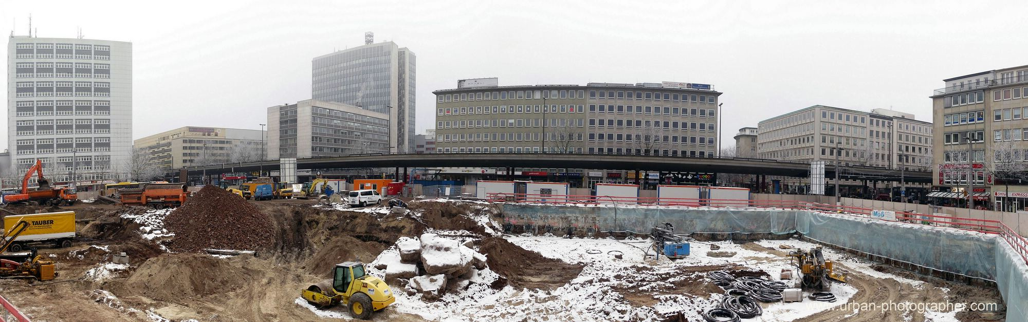 Baustelle Bahnhofsplatz 17