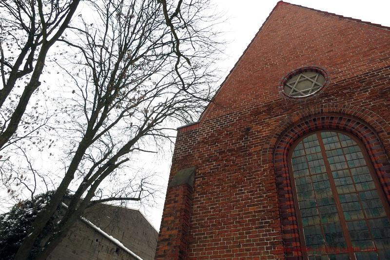 Impressionen alter jüdischer Friedhof Bremen 10