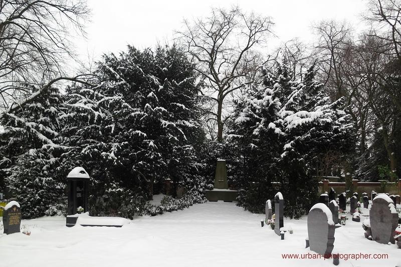 Impressionen alter jüdischer Friedhof Bremen 13