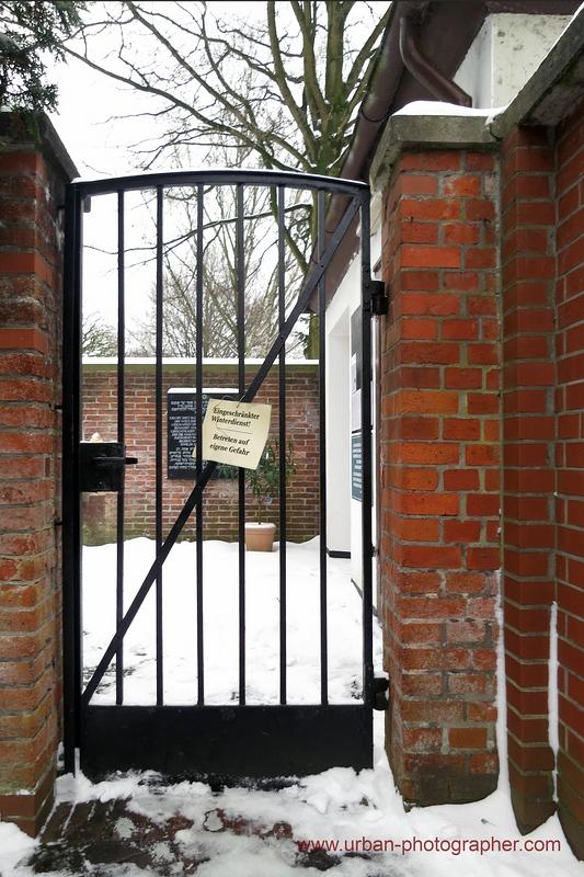 Impressionen alter jüdischer Friedhof Bremen 20