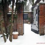 Winterruhe auf dem alten jüdischen Friedhof Bremen !