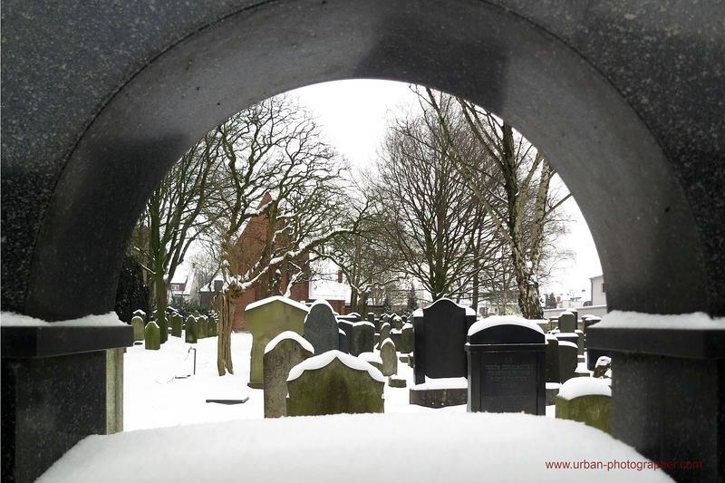 Impressionen alter jüdischer Friedhof Bremen 8