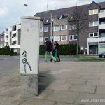 War Street Art-Künstler Banksy anonym in Bremen ?