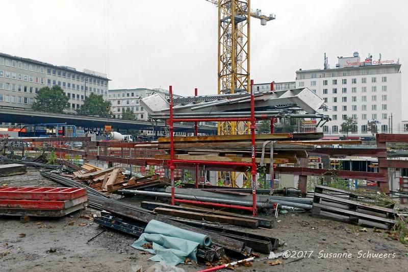 Baustelle Bahnhofsplatz 164