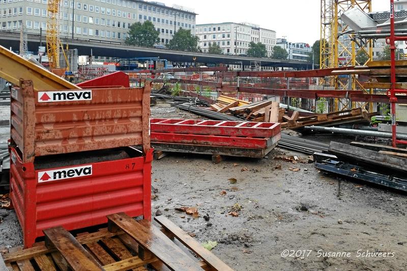 Baustelle Bahnhofsplatz 165