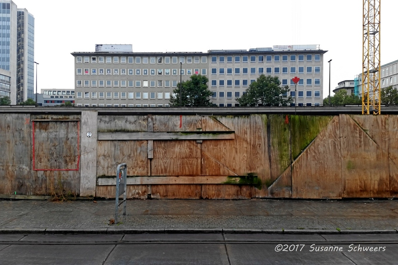Baustelle Bahnhofsplatz 166