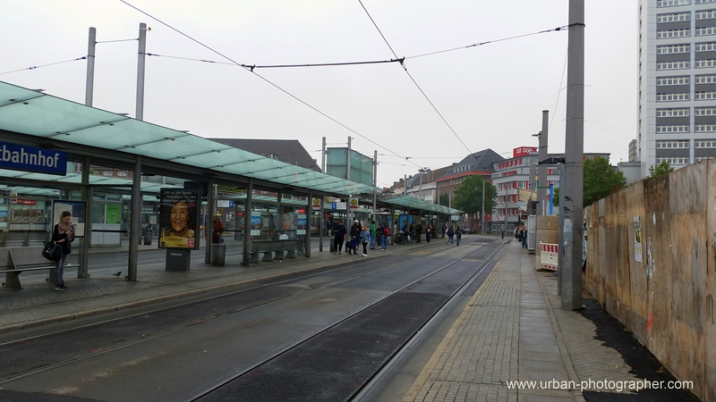 Baustelle Bahnhofsplatz 63