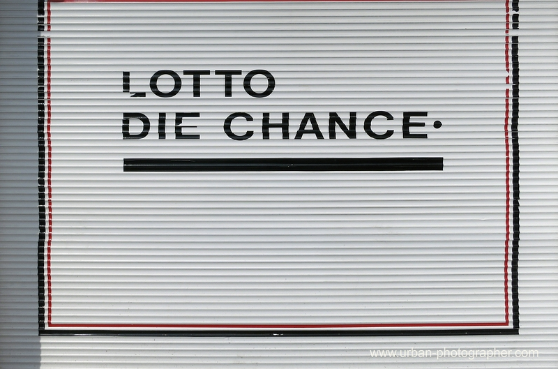 Lotto als Chance