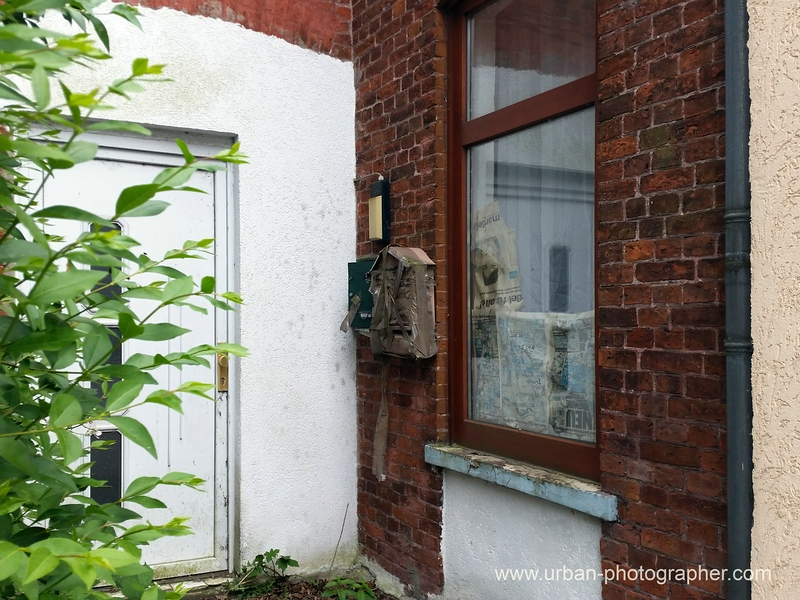 Stillstand in Bremen-Blumenthal