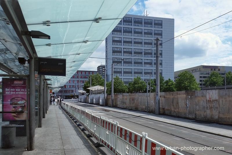 Baustelle Bahnhofsplatz 56