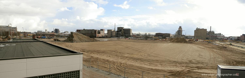 Neugestaltung Europahafen 1