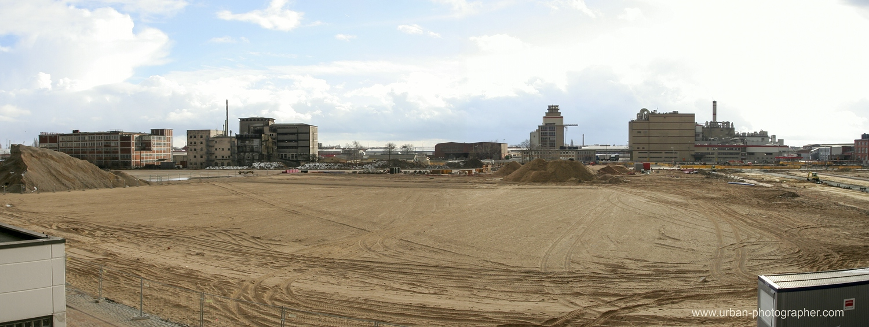 Neugestaltung Europahafen 2