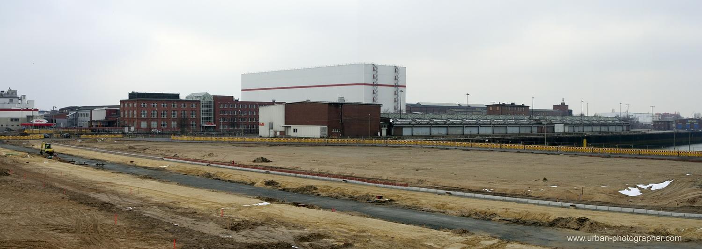 Neugestaltung Europahafen 3