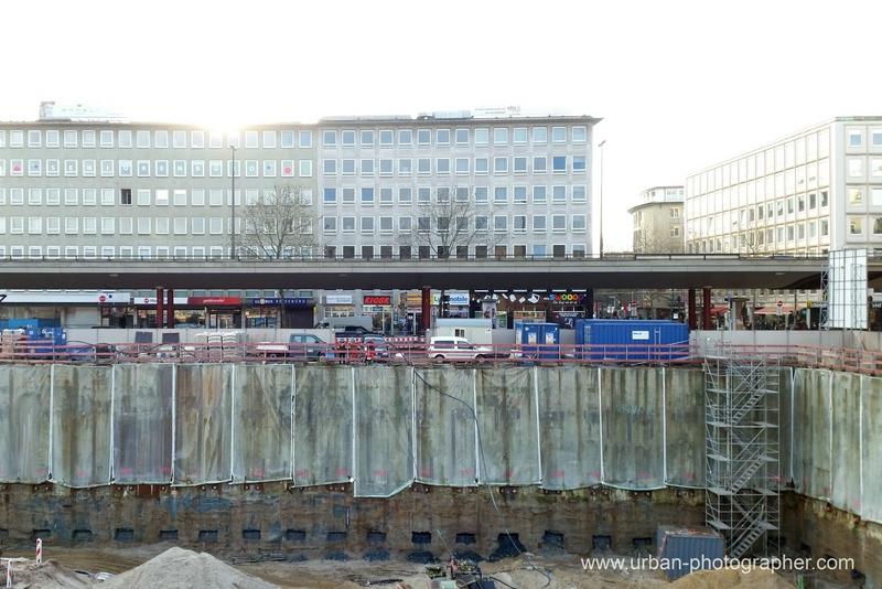Baustelle Bahnhofsplatz 79