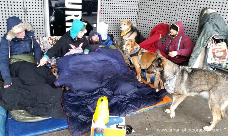 Obdachlosigkeit Hamburg 3