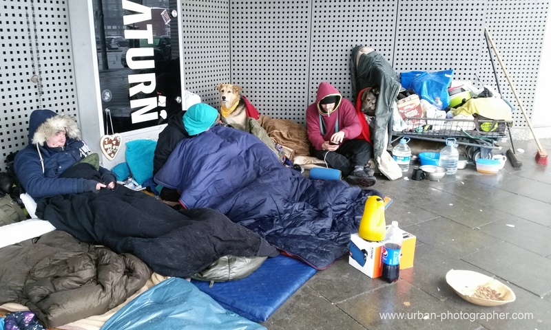 Obdachlosigkeit Hamburg 4