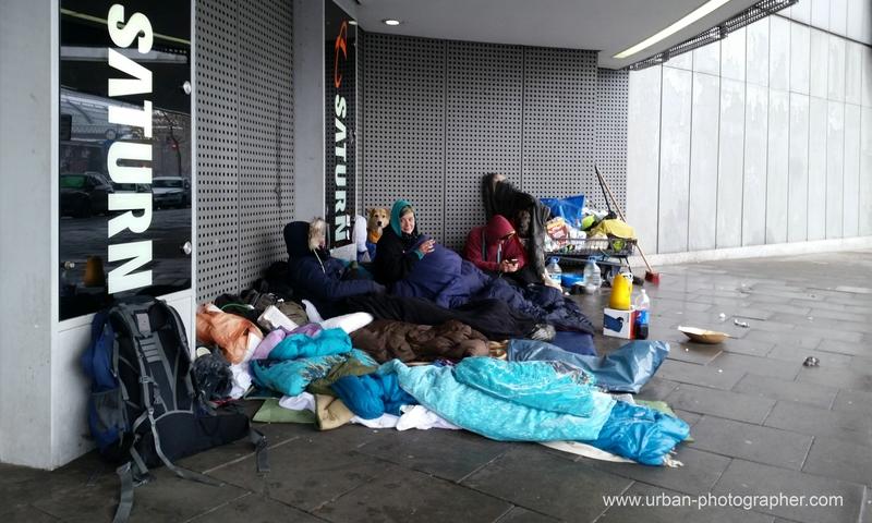 Obdachlosigkeit Hamburg 5