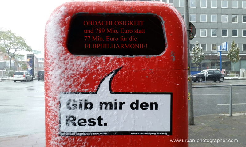 Obdachlosigkeit Hamburg 7