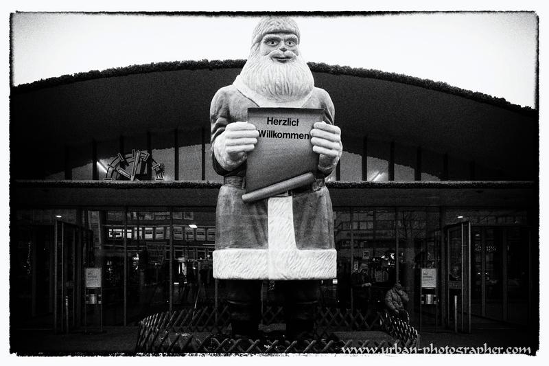 Bahnhof Bochum 1