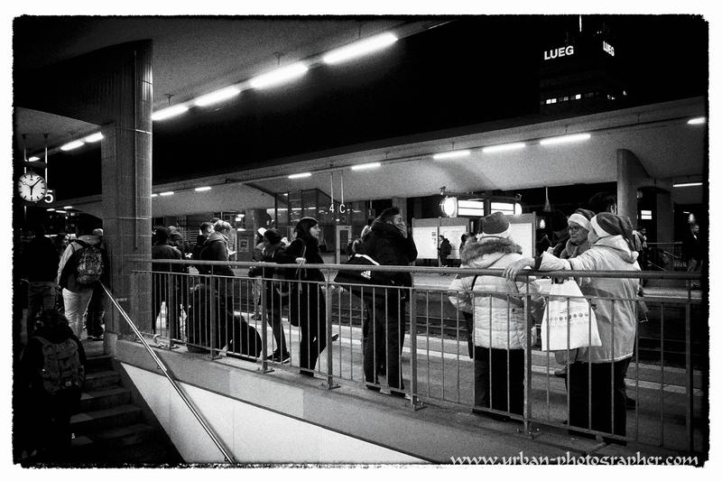 Bahnhof Bochum 5