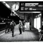 Bahnhof BOCHUM oder anderswo!