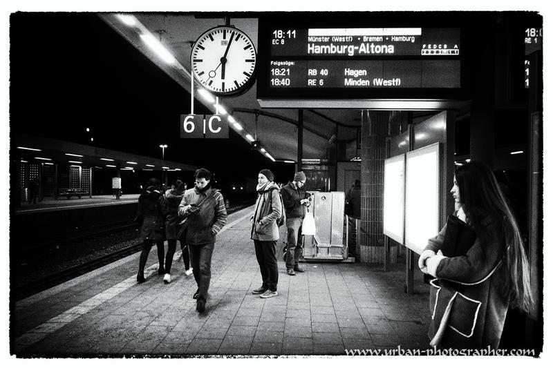 Bahnhof Bochum 6