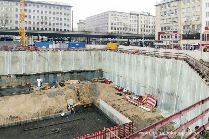 Baustelle Bahnhofsplatz 94