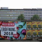 Erlebnisbaustelle 'Bremer Bahnhofsplatz' – Teil 12