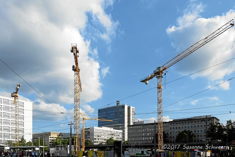 Baustelle Bahnhofsplatz 121