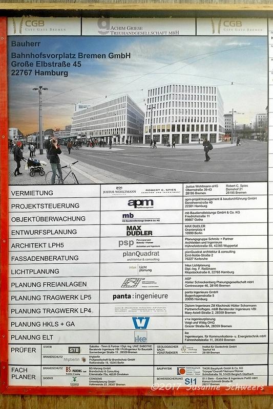 Baustelle Bahnhofsplatz 126