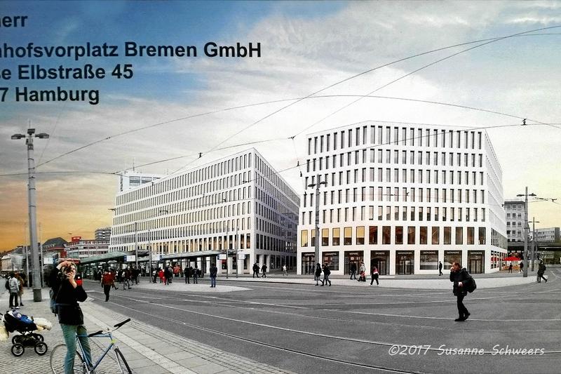 Baustelle Bahnhofsplatz 127
