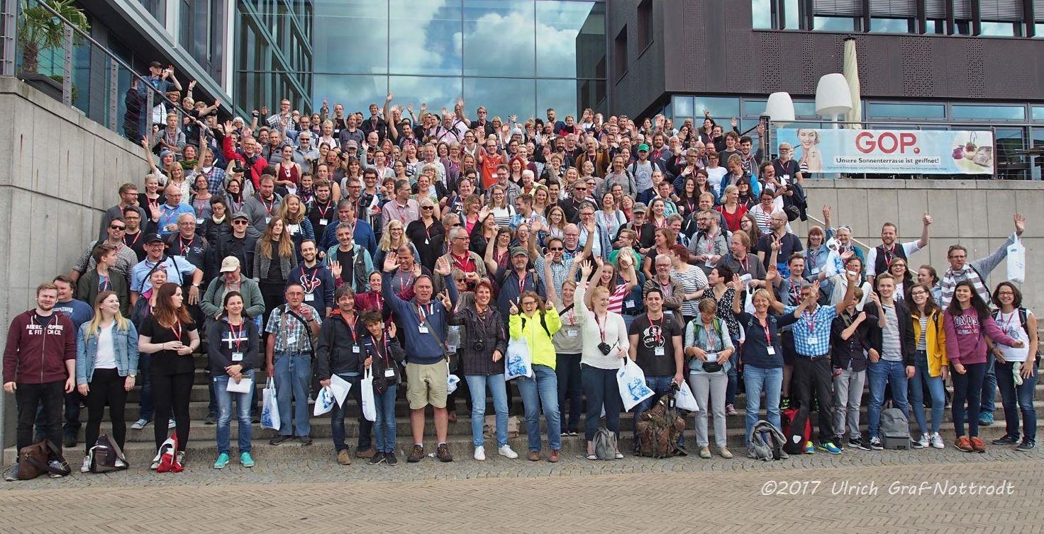 Gruppenfoto- Fotomarathon-Bremen-2017