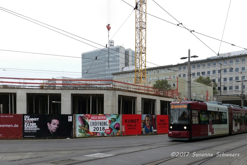 Baustelle Bahnhofsplatz 167