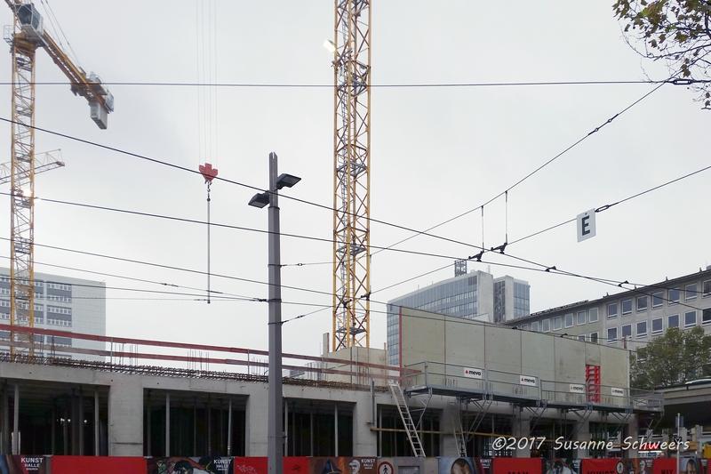 Baustelle Bahnhofsplatz 169