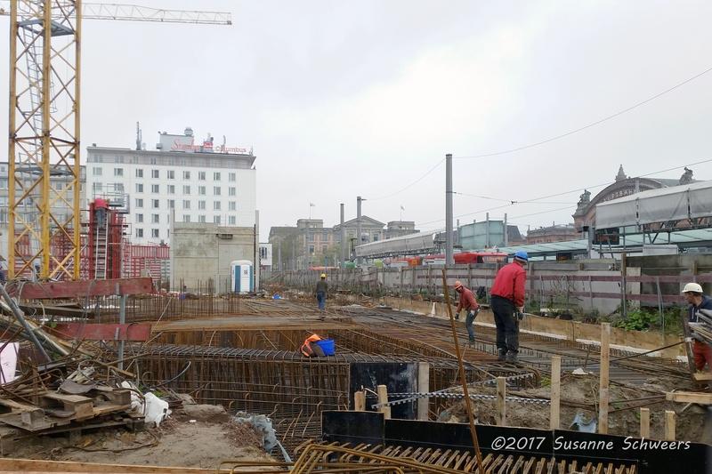 Baustelle Bahnhofsplatz 172