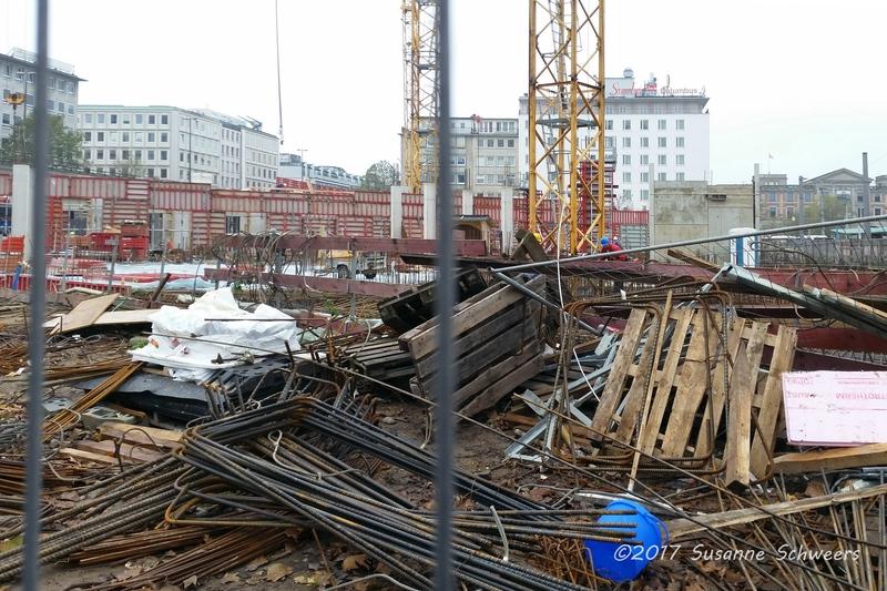 Baustelle Bahnhofsplatz 173